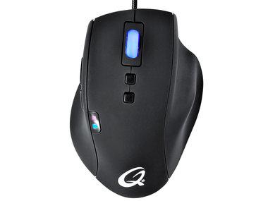 QPAD 5K Pro Gaming Laser Muis